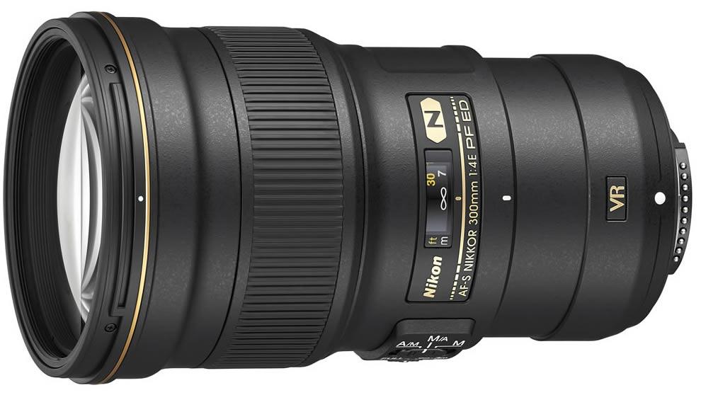 Nikon: Kompaktes 300mm Teleobjektiv vorgestellt