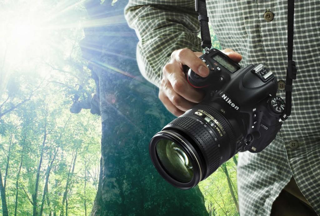 Nikon D750 - Eine hochwertige Kamera mit Vollformatsensor