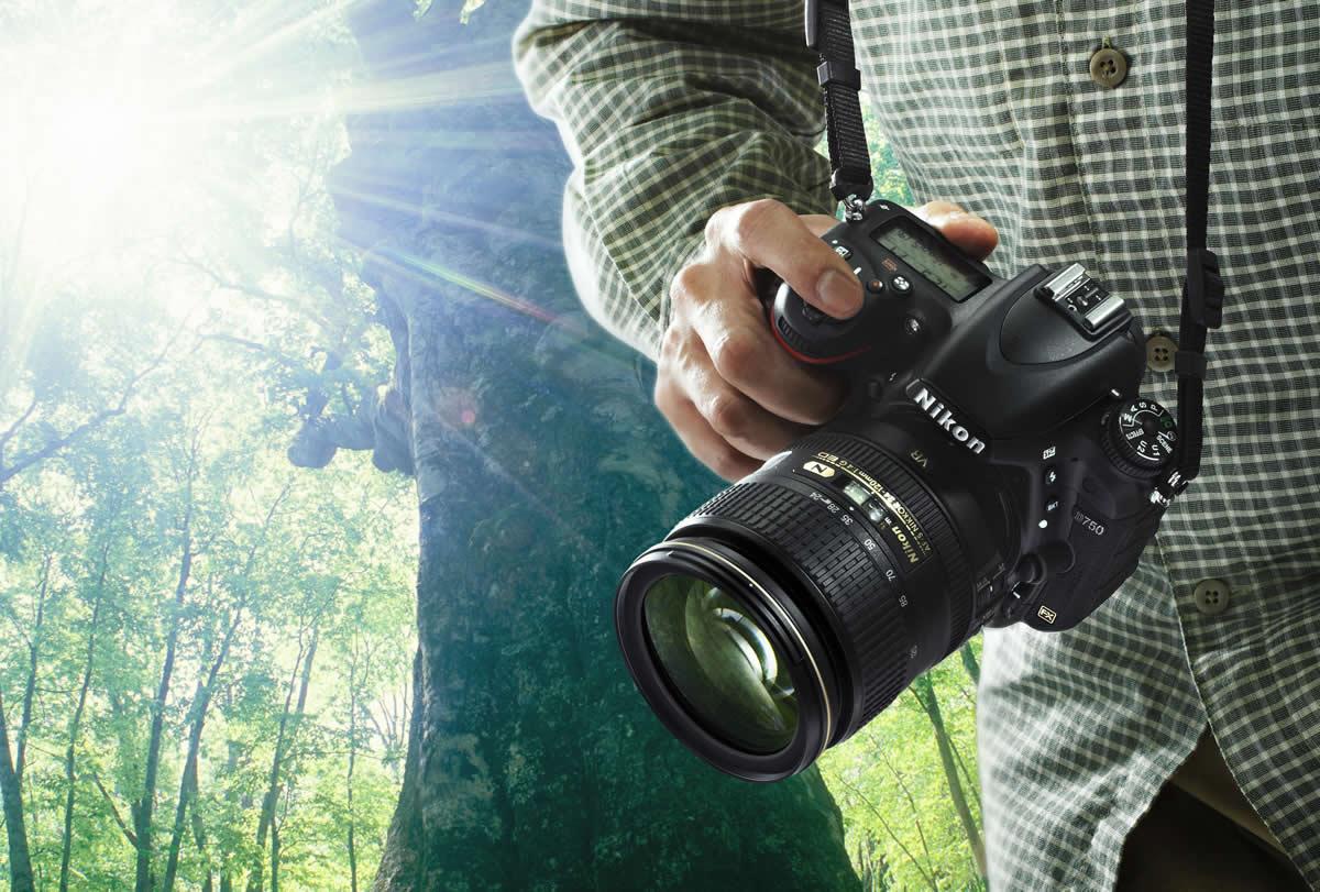 Nikon D750 – unnatürliches Streulicht wird zum Problem