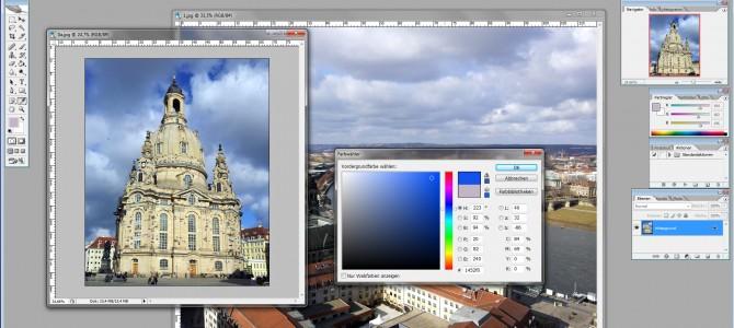 Fotokurs zu Adobe Photoshop im Februar