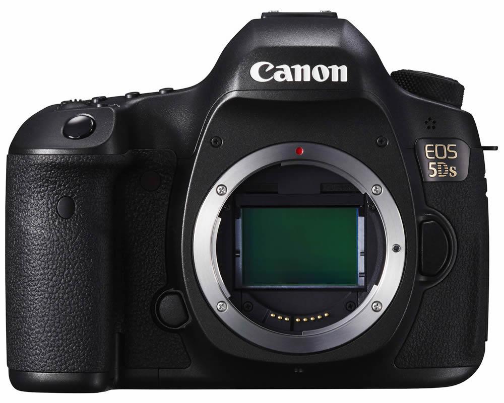 Canon EOS 5DS Body mit FullFrame-Sensor