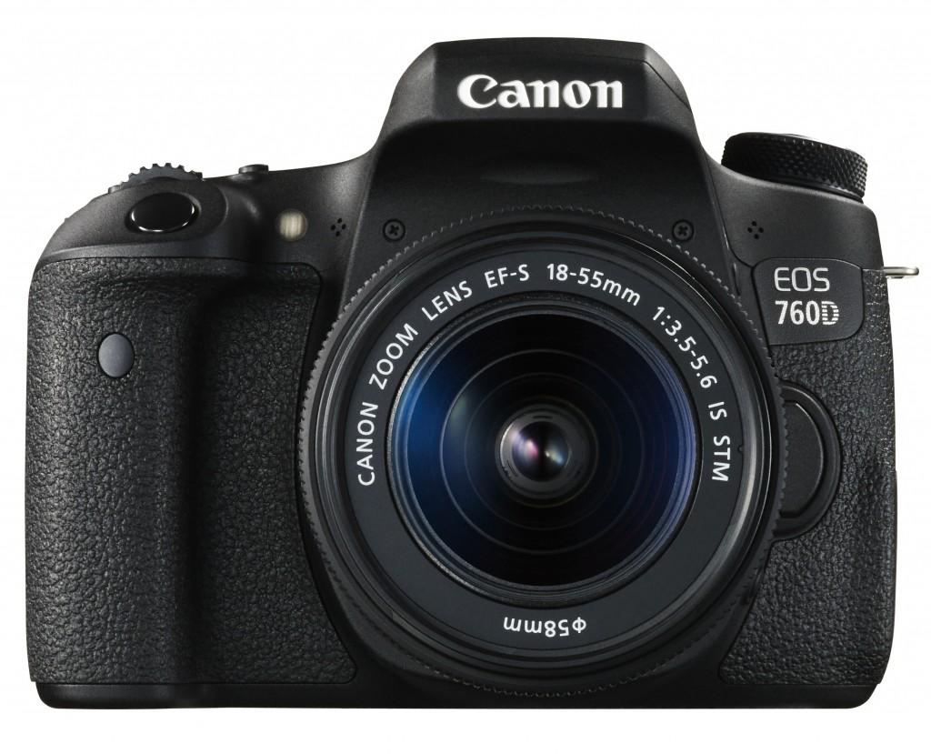 Canon EOS 760D schließt die Lücke zwischen EOS 750D und 70D