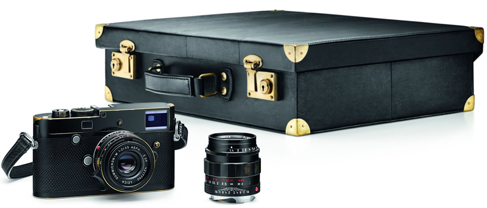 Leica M-P by Lenny Kravitz