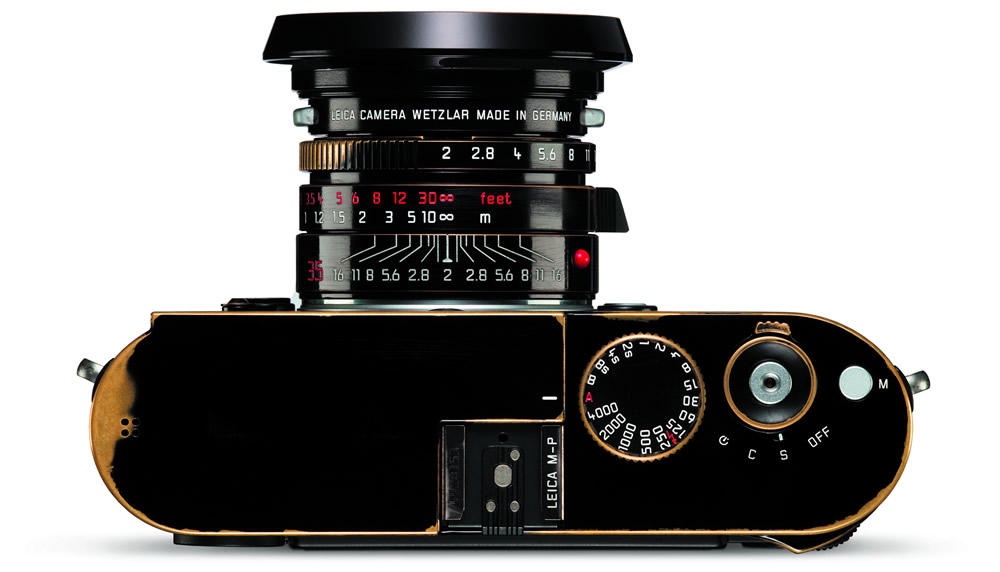 Used-Look – Leica M-P by Lenny Kravitz