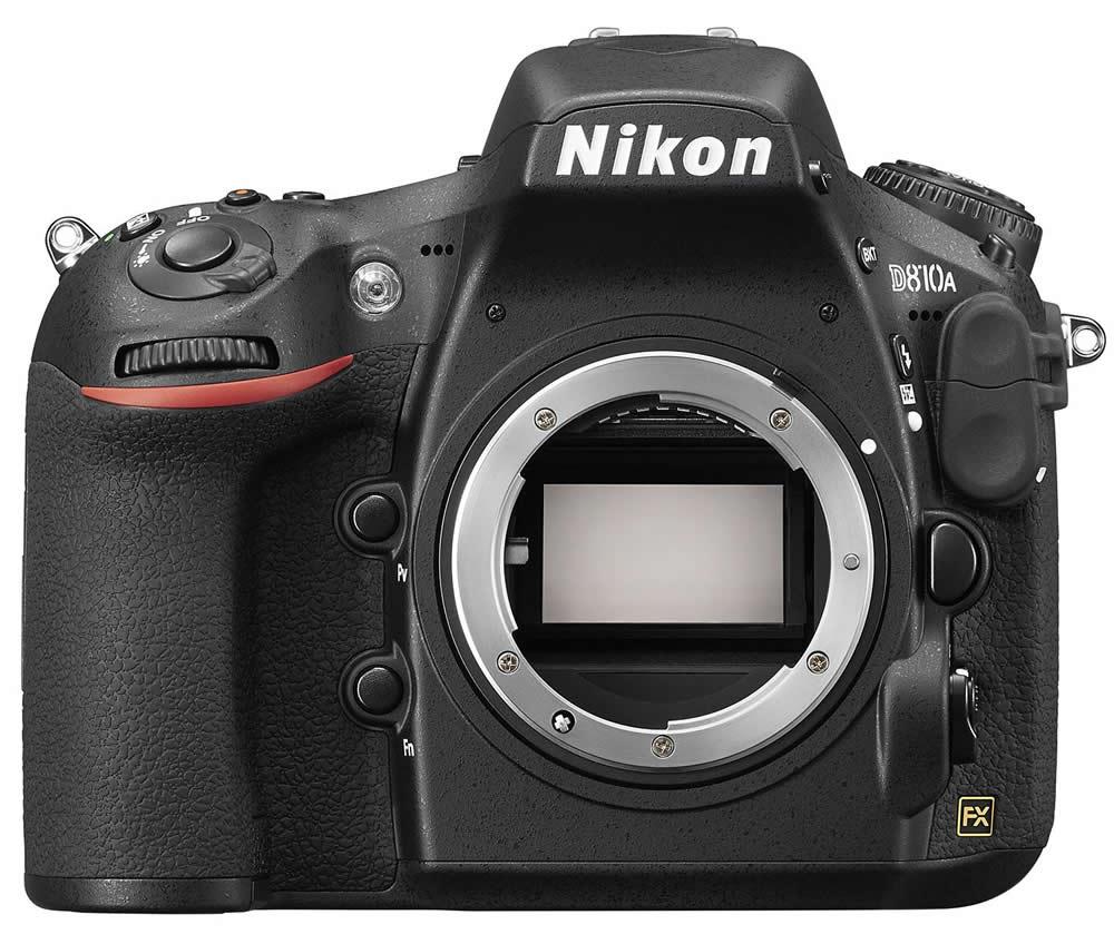 Die Nikon D810A ist speziell für die Astrofotografie konzipiert.