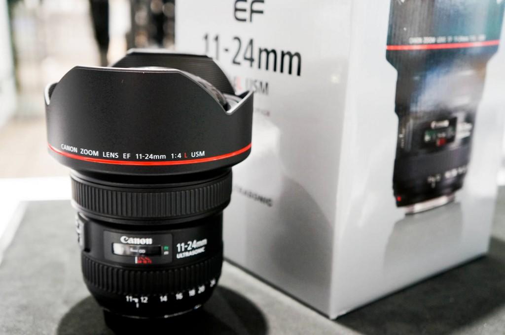 Ab sofort bei Foto Wolf Dresden erhältlich - Canon EF 11-24/4,0 L USM