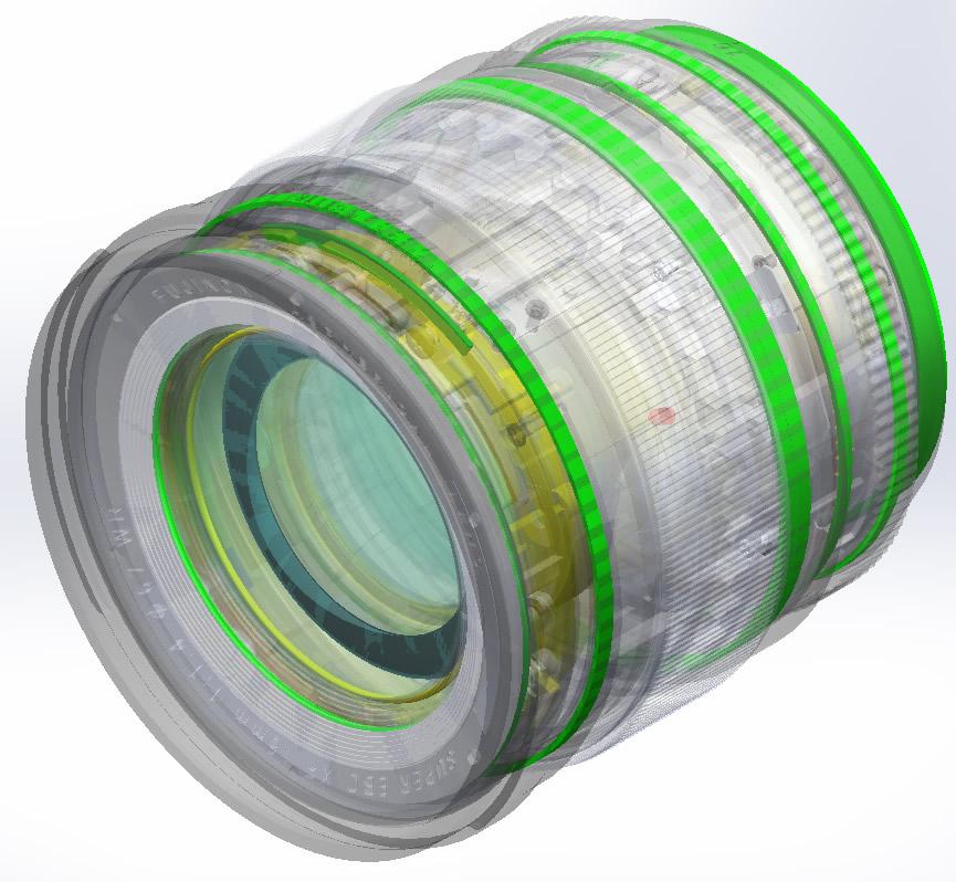 Wettergeschütztes Objektiv - Fujinon XF 16mm F1.4 R WR