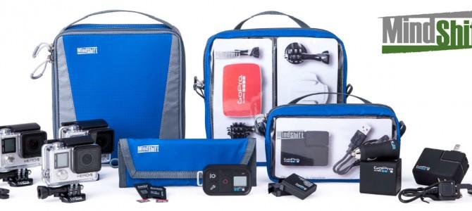 NEU: MindShift Gear Taschenserie für GoPro Hero