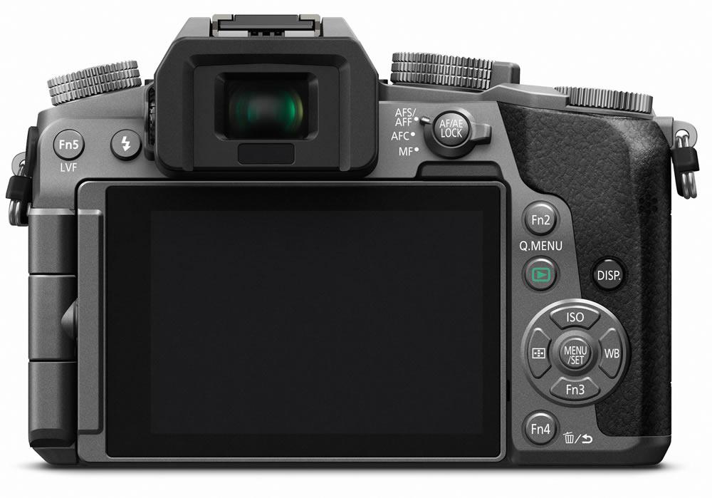 Für ambitionierte Fotoeinsteiger konzipiert - Lumix G70 mit 4K