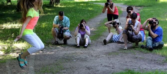 Workshop Kinderfotografie