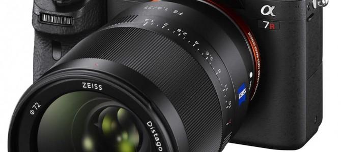 NEU: Sony Alpha 7RII, RX10II und RX100IV