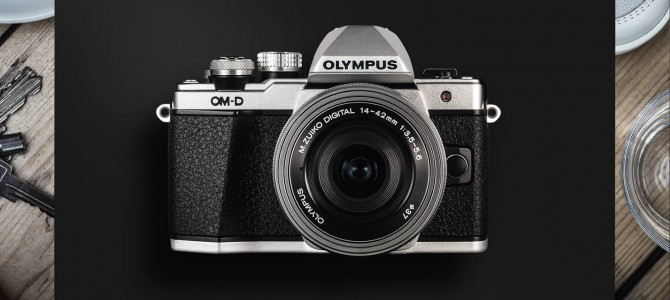 NEU: Olympus OM-D E-M10 Mark II