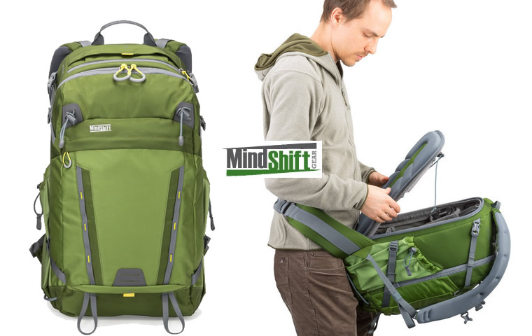 NEU: MindShift Gear BackLight 26L Fotorucksack