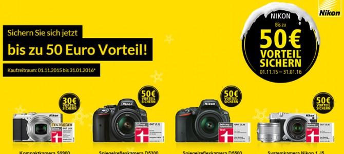 Nikon Winteraktion