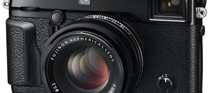 Fujifilm X-Pro2 – eine spiegellose Profikamera