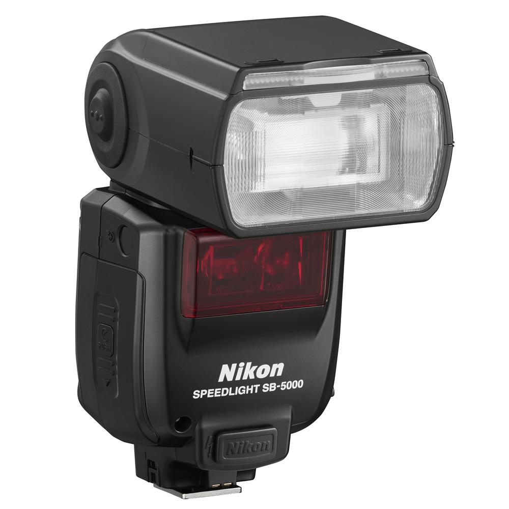 Nikon_SB5000_front34r