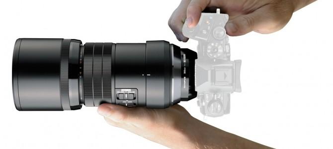 Olympus M.Zuiko ED 300mm F4.0 IS PRO vorgestellt!