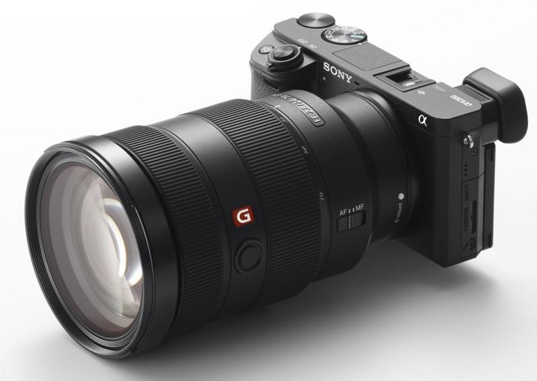 Sony Alpha 6300 und neue FE-Objektive erschienen