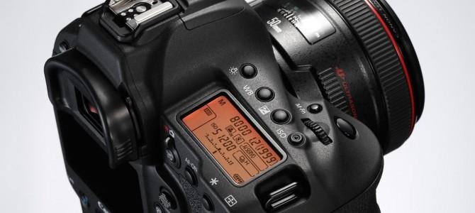 Canon EOS-1D X Mark II vorgestellt