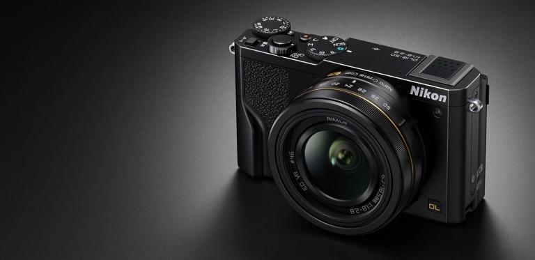 Nikon DL – Premium-Kompaktkameras
