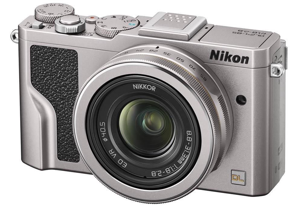 Nikon DL24-85 F1.8-2.8