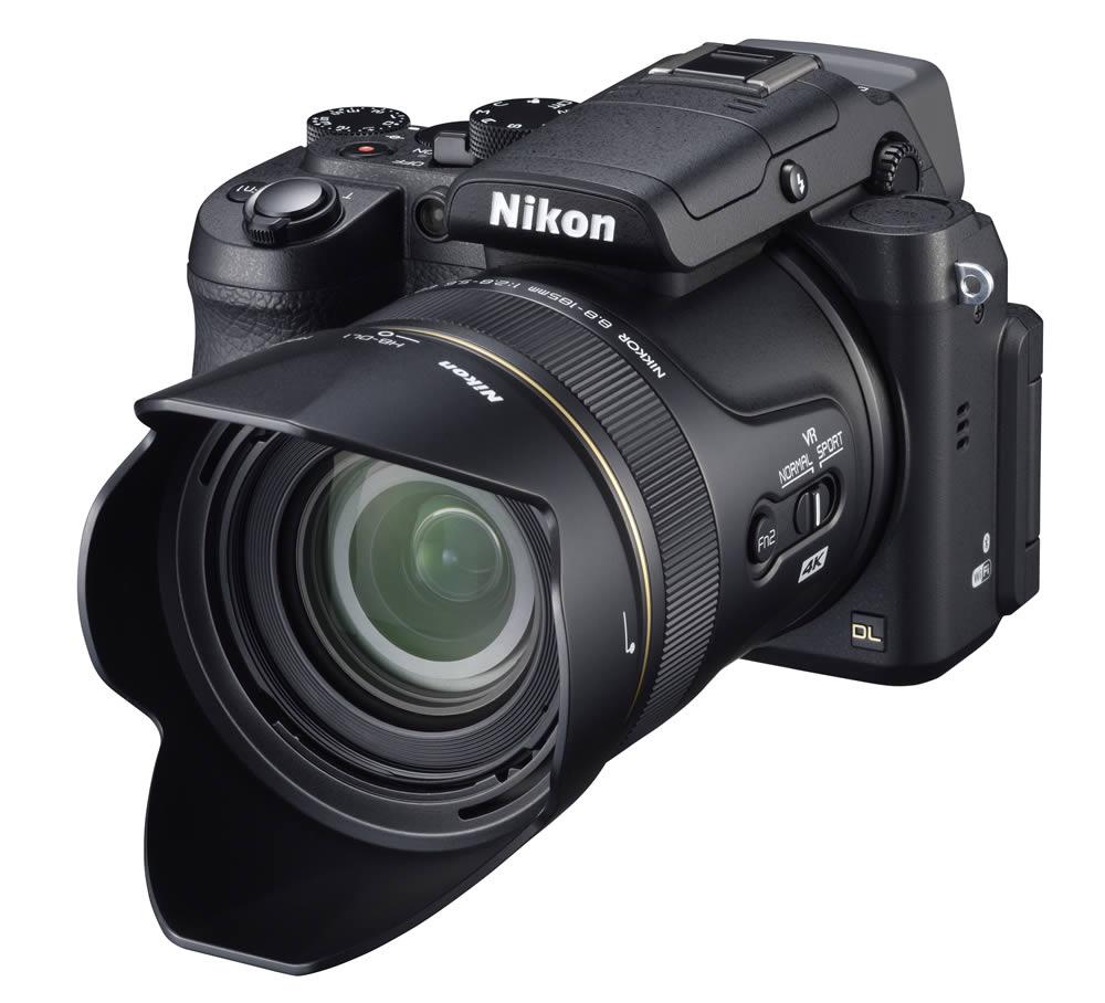 Nikon DL24-50 F2.8-5.6
