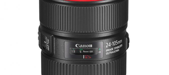 NEU: Canon EF 16-35mm 1:2,8L III USM + EF 24-105mm 1:4L IS II USM