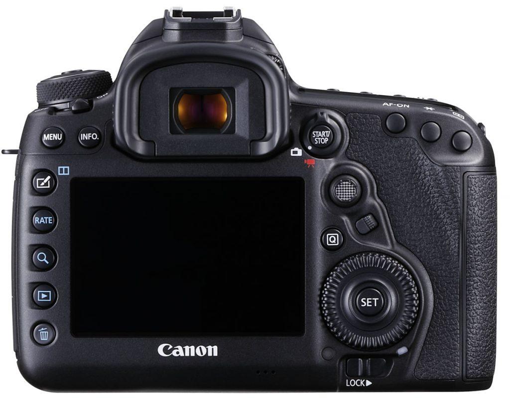 Canon_EOS 5D Mark IV BCK