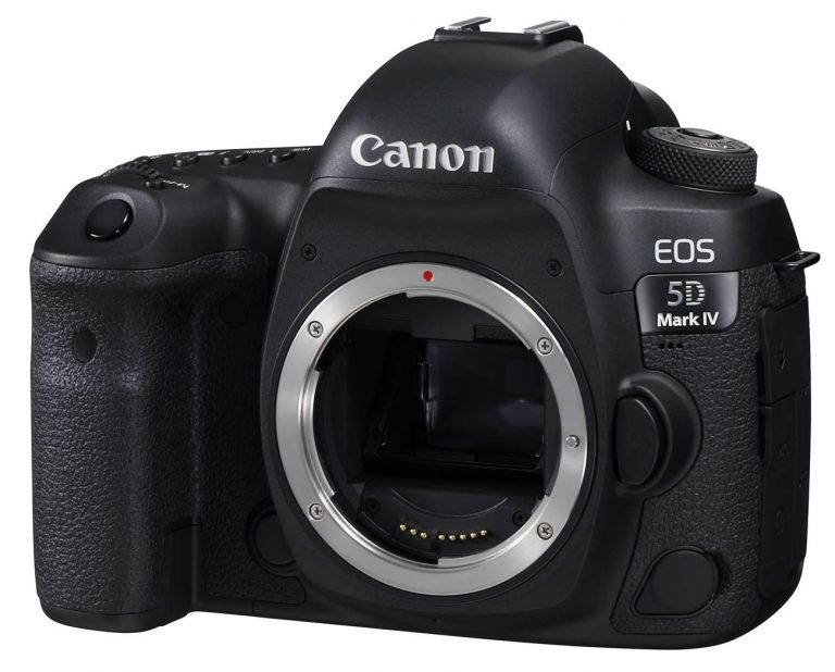 NEU: Canon EOS 5D Mark IV