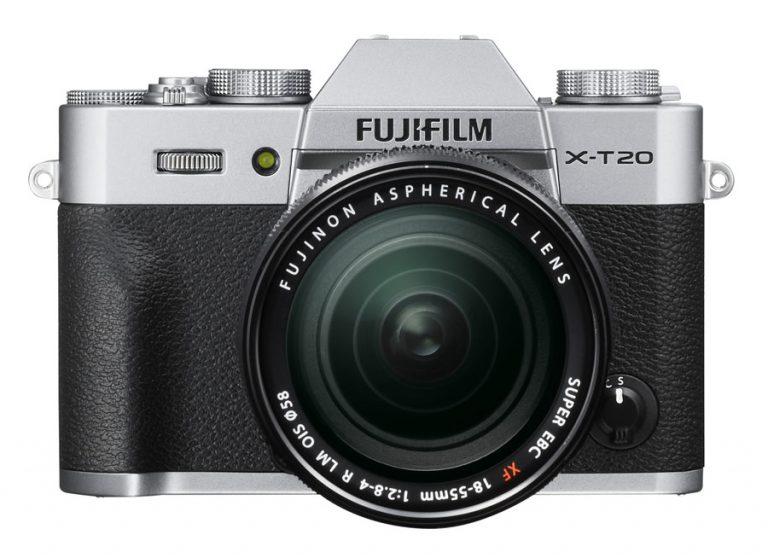 NEU: Fujifilm X-T20, X100F und XF 50mm F2,0 WR