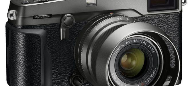 Fujifilm X-Pro2 und X-T2 in Graphit erhältlich