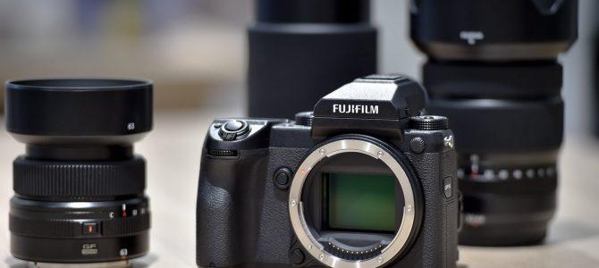 Fujifilm GFX 50S ab sofort verfügbar