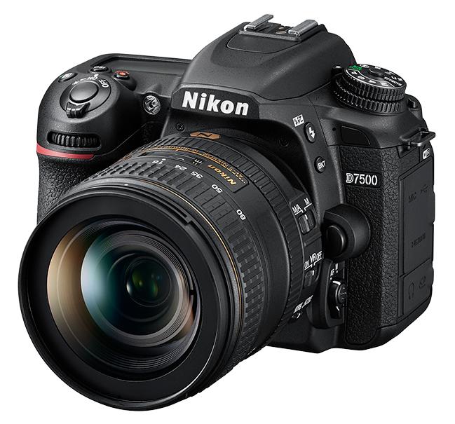 Neu: Nikon D7500