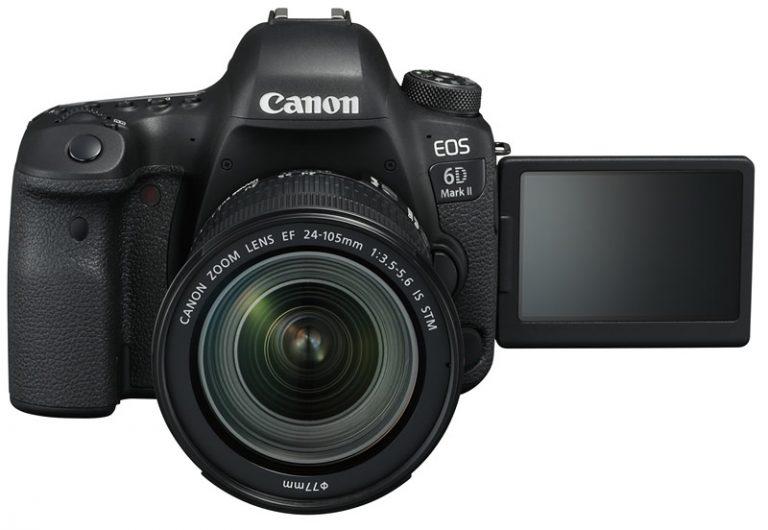 NEU: Canon EOS 6D Mark II