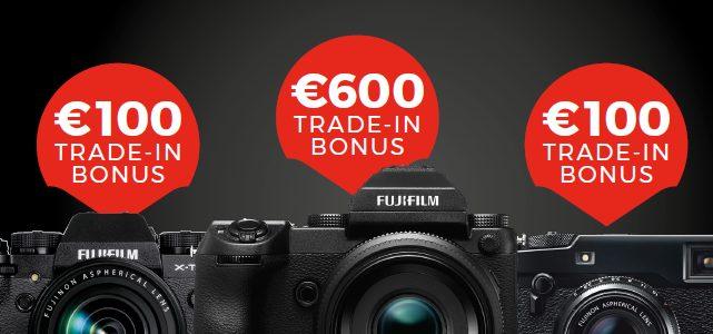 Fujifilm Aktion – bis zu 600€ Prämie sichern