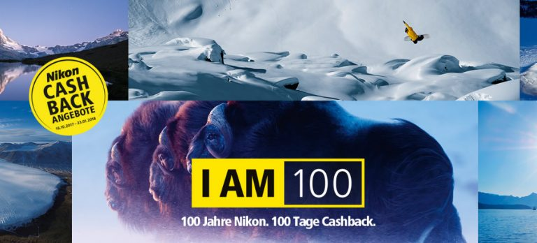 Nikon Cashback und Trade-In Aktion
