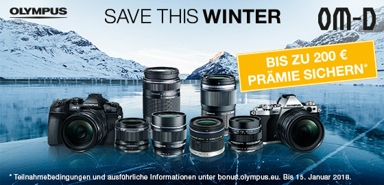 Olympus Winter Promotion