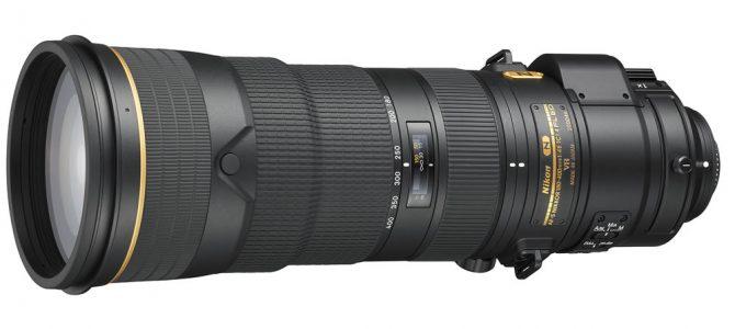 Nikon – neues Teleobjektiv mit integrierten Telekonverter vorgestellt