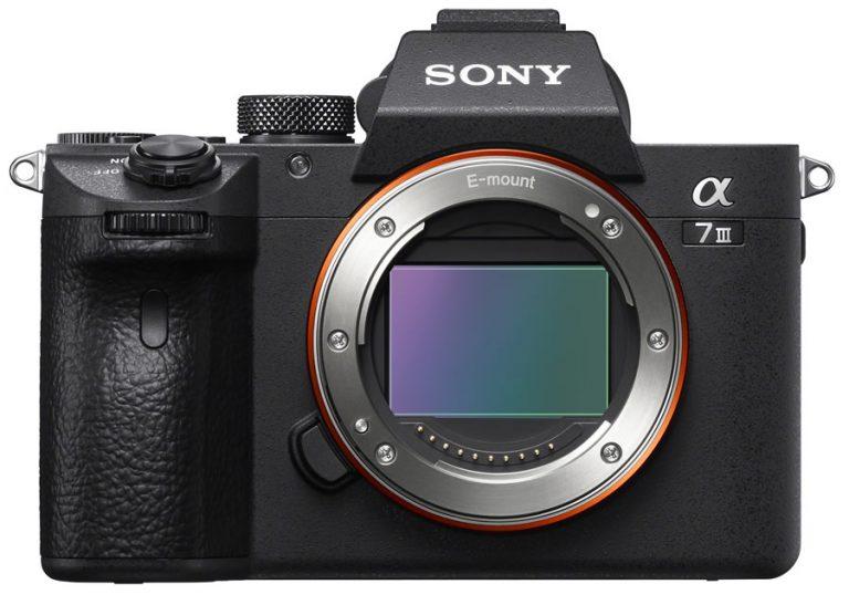 NEU: Sony Alpha 7 III und HVL-F60RM