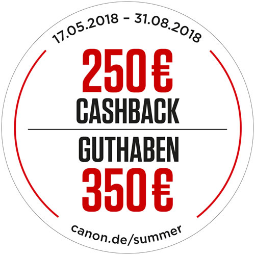 Canon Sommer Promotion