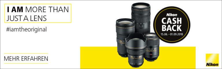 Nikon Cashback Promotion