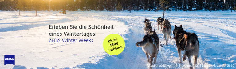 ZEISS Winter Weeks bei Foto Wolf