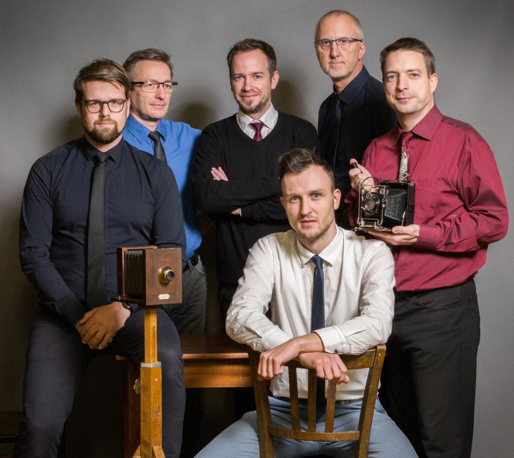 Gruppenfoto aus dem Jahr 2018