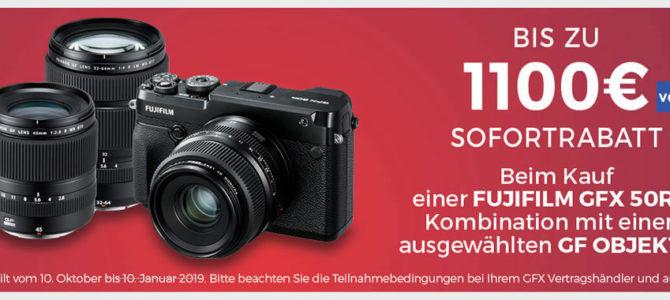 Fujifilm GFX 50R Aktion