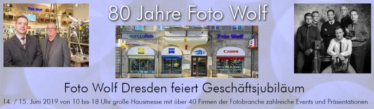 Hausmesse 80 Jahre Foto Wolf