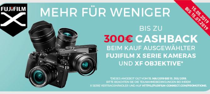 Fujifilm Sommer Aktionen