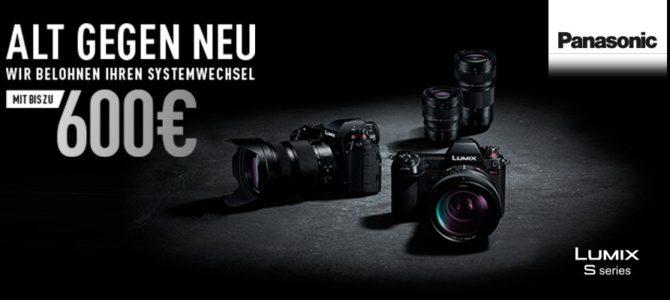 Panasonic S1 – Alt gegen Neu