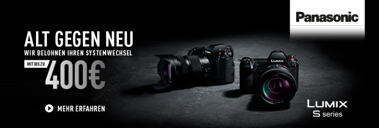 Panasonic Lumix S1 – Alt gegen Neu