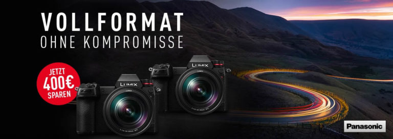 Panasonic S1 Cashback-Aktion