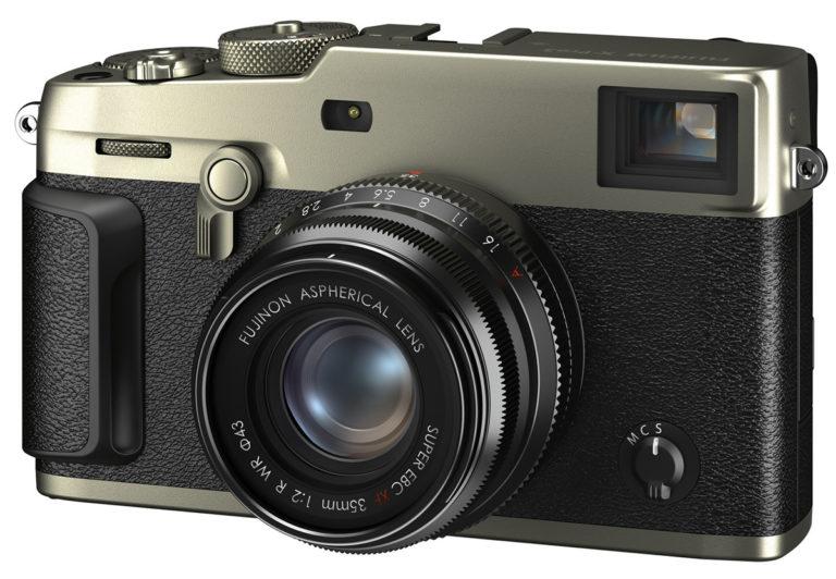 Fujifilm X-Pro 3 vorgestellt
